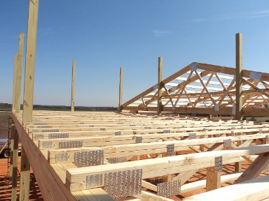 Marvelous Get Quality Wooden Roof Trusses At Affordable Prices